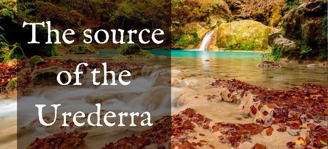 The source of the Urederra